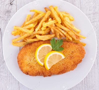 Fried Fish & Frites