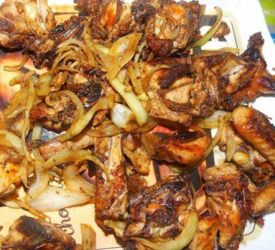 Choukouya de poulet