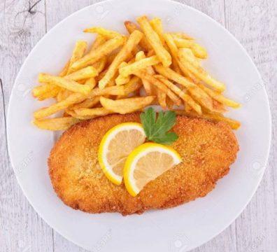 Fried Fish & Frites
